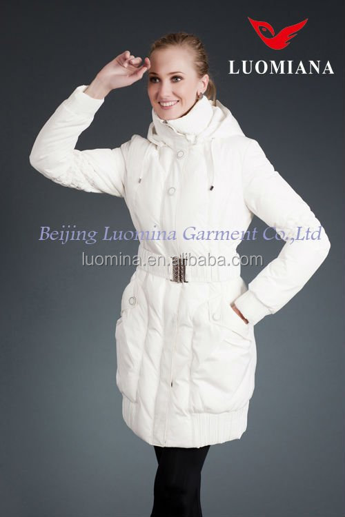 China online shop women down jacket feather
