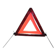 43cm High Visibility Red Reflective Warning Triangle CE approved on sell