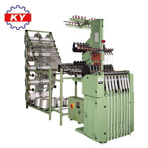 Kyang Yhe high quality needle loom herringbone cotton twill tape making machine