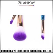 Best Brand Oem Pu Hard Holder For Cosmetic Brushes Make-Up Cosmetics Set Oem/Odm Blush Brush