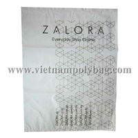 Mailing bag with 2 lines self adhesive