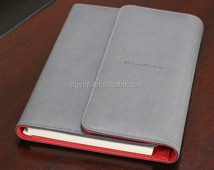 A5 Spiral notebook with protector cover