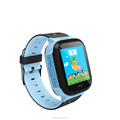 Mini kids smart watch satellite cell phone tracker online gps gprs track