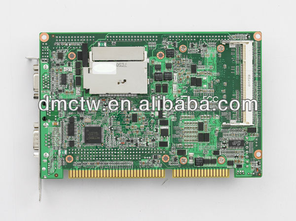 DM&P Vortex86DX ISA Half-size SBC with LVDS/LAN/PC104/CFC/8 COM and PC/104