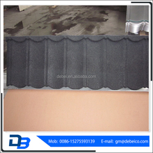 Professional terrabella classic stone coated metal roof tile for wholesales