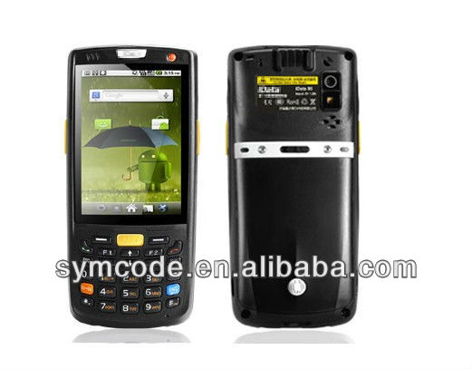 New rugged PDA with RFID GPRS,WI-FI,Bluetoth,GPS and Camera