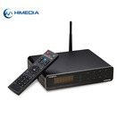 "4K HDR Android 7.1 Player Box Himedia Q10 Pro 3.5"" sata hdd media player"