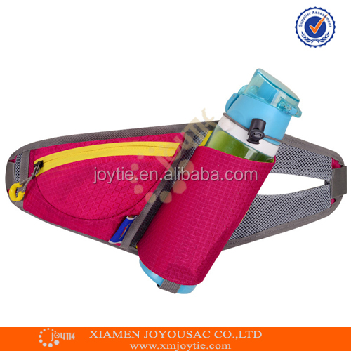 new running belt waist pack with bottle holder