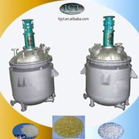 bisphenol epoxy resin agitated reactor machine