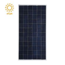 12v 30w 5w poly electric solar panel