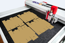 digital carton cutter / box sample maker
