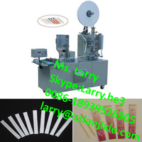 wooden toothpicks packing machine/floss pick packing machine