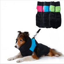 Fashion Pet Supplies Winter Warm Dog Vest for Large Dogs