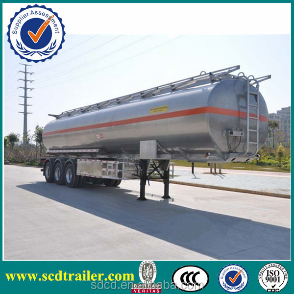 China 40000liters stainless steel boat truck trailer