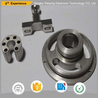 Small Quantity Metal Stainless Steel Machined