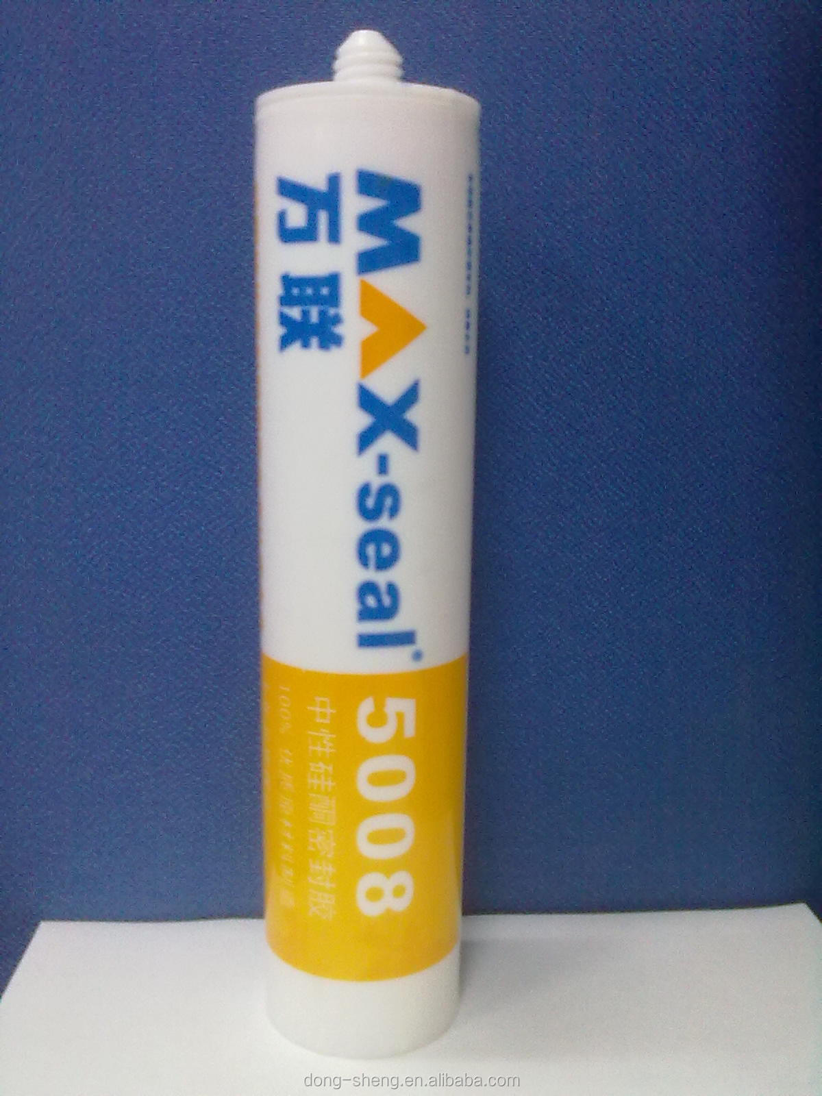 Max-seal 5008 Neutral Cure Window Door and Internal Decoration silicone sealant