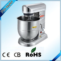 China Speed cooling Commercial stainless steel industrial food mixer