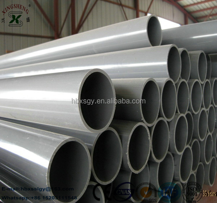 Large diameter PVC Pipes factory price/(400mm)16inch Dn