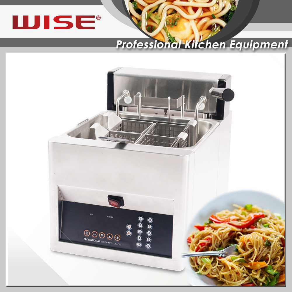 WISE Kitchen User Friendly Electric Pasta Cooker with CE