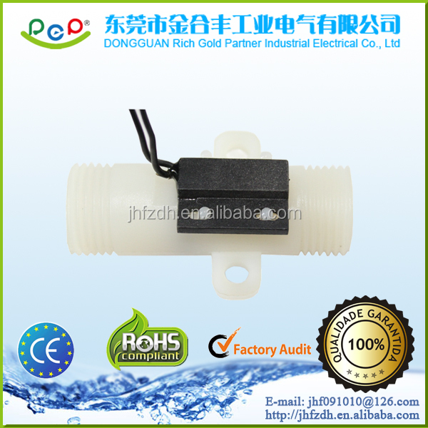 1/2 inch plastic magnetic water flow switch