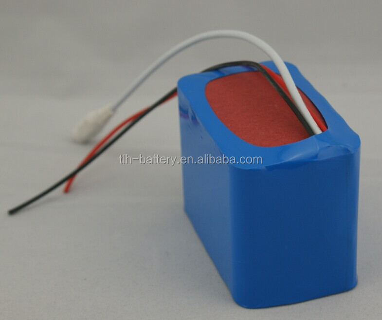 rechargeable 12v 10ah 18650 li ion battery pack