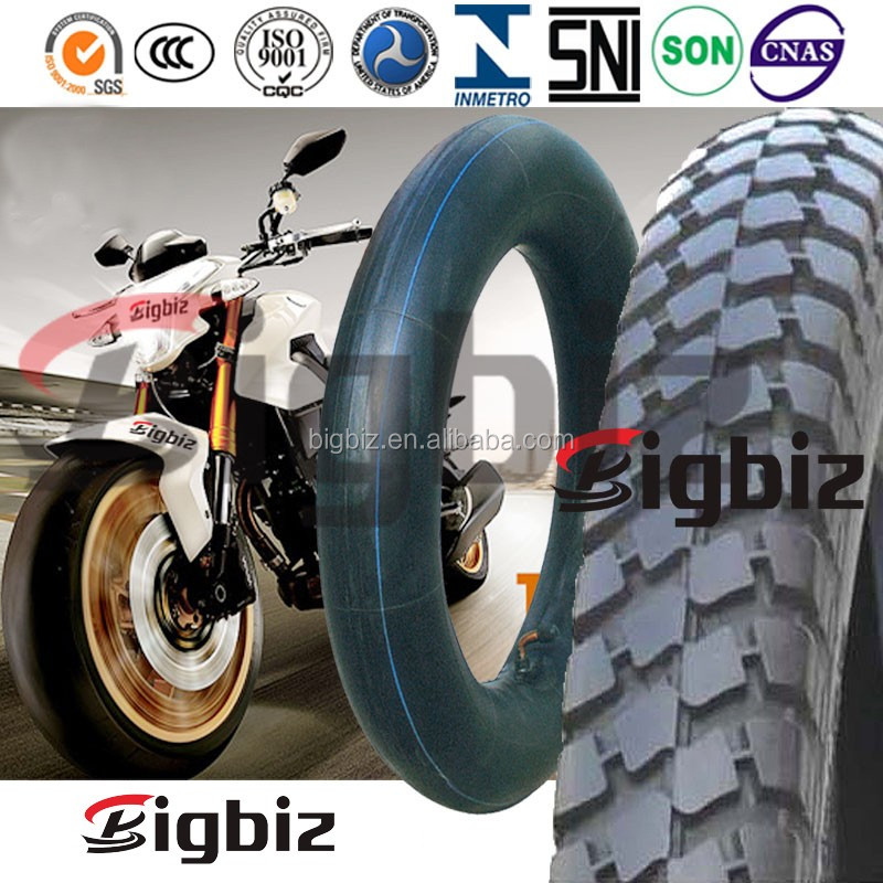Chinese cheap motorcycle tire and inner tube size 4.10-18