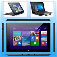 10.1 inch Intel Win10/Android5.1 2 in 1 3G/4G tablet PC 2GB RAM/32GB ROM