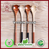 Mini Wooden Disposable Spoon with Long Handle