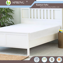 anti-dust mite cotton and polyester waterproof 100% mattress protector cover