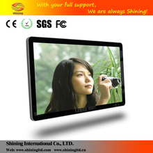 Hot lcd advertising monitor full hd 1080p 21 inch windows video media player free download SH2103HD