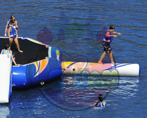 Inflatable Water Park sports,Inflatable water trampoline,water blob trampoline sports
