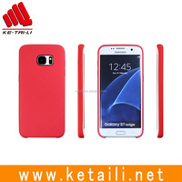 High quality silicone mobile phone shell for samsung galaxy S7