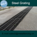 30x3 Galvanized Trench Grating Systems steel grating for drain