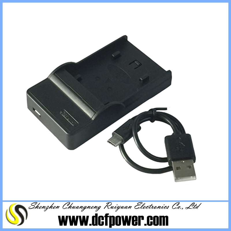 External USB Charger for Nikon EN-EL15 Camera Battery Charger MH-25