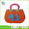 toy suppier making your own kids EVA foam handbag