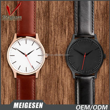 Global Trendy Fashion High-end Quality New MVMT Men Style Gift Watch