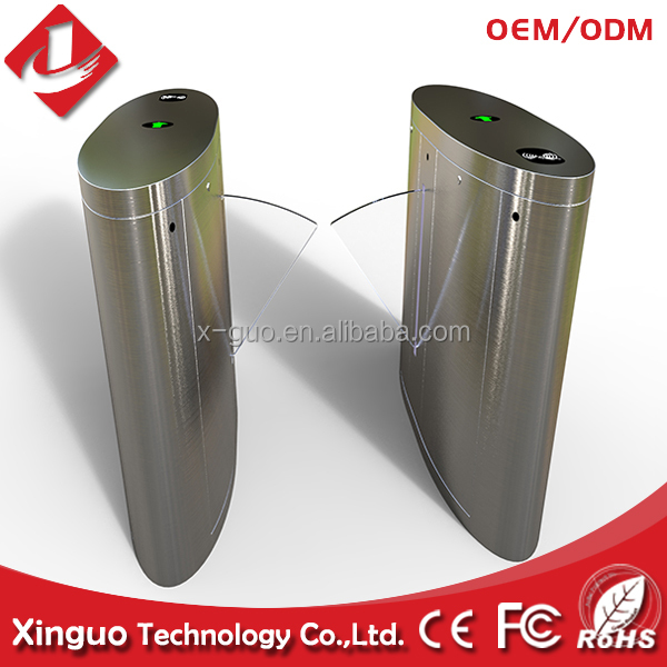 Hot sale pedestrian security barrier gate train turnstile