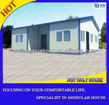 New design beautiful canadian prefabricated wood house