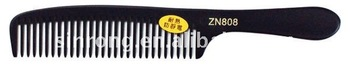 hand made professional hairdressing bakelite combs i035