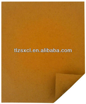 Environmental protection recycle leather for lining interlayer