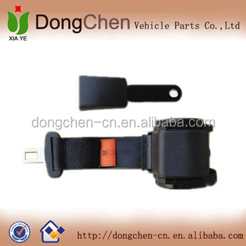 2 point retractable safety belt