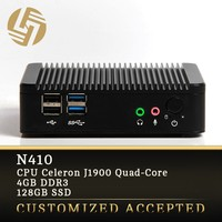 Low power consumption 1080p 2016 ultra thin mini pc gaming computer