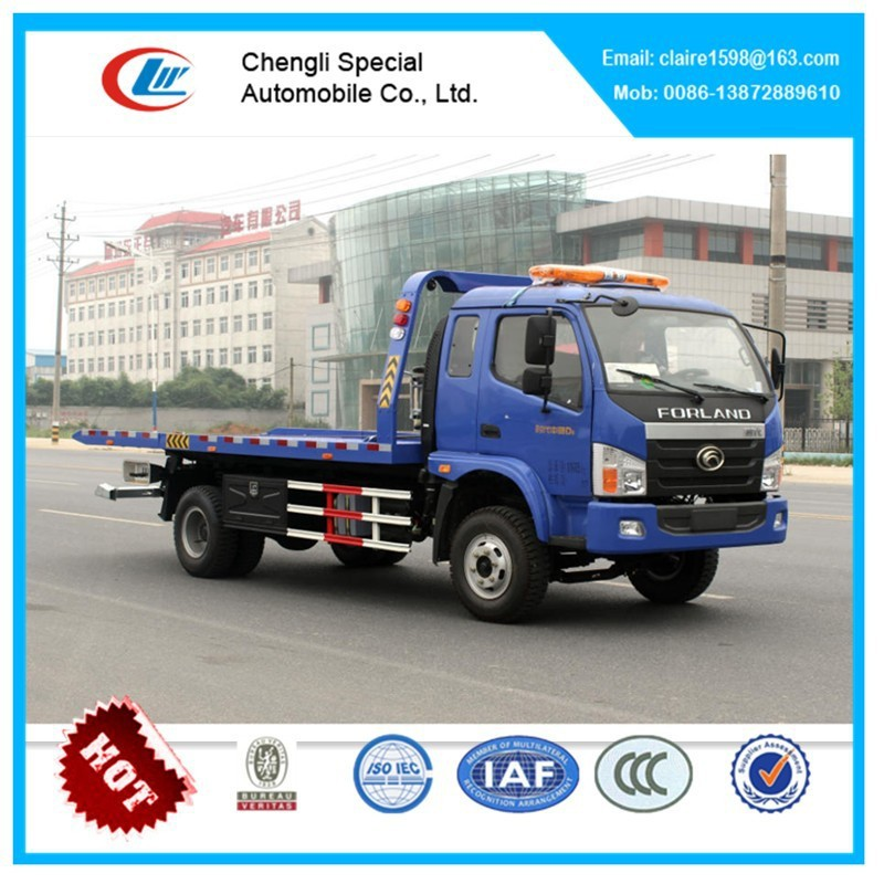 Heavy duty 4x2 wrecker tow trucks for sale, recovery vehicle, breakdown lorry