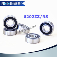 China supplier Cixi Negie factory made high speed precision 6202 ball bearing motorcycles made in china
