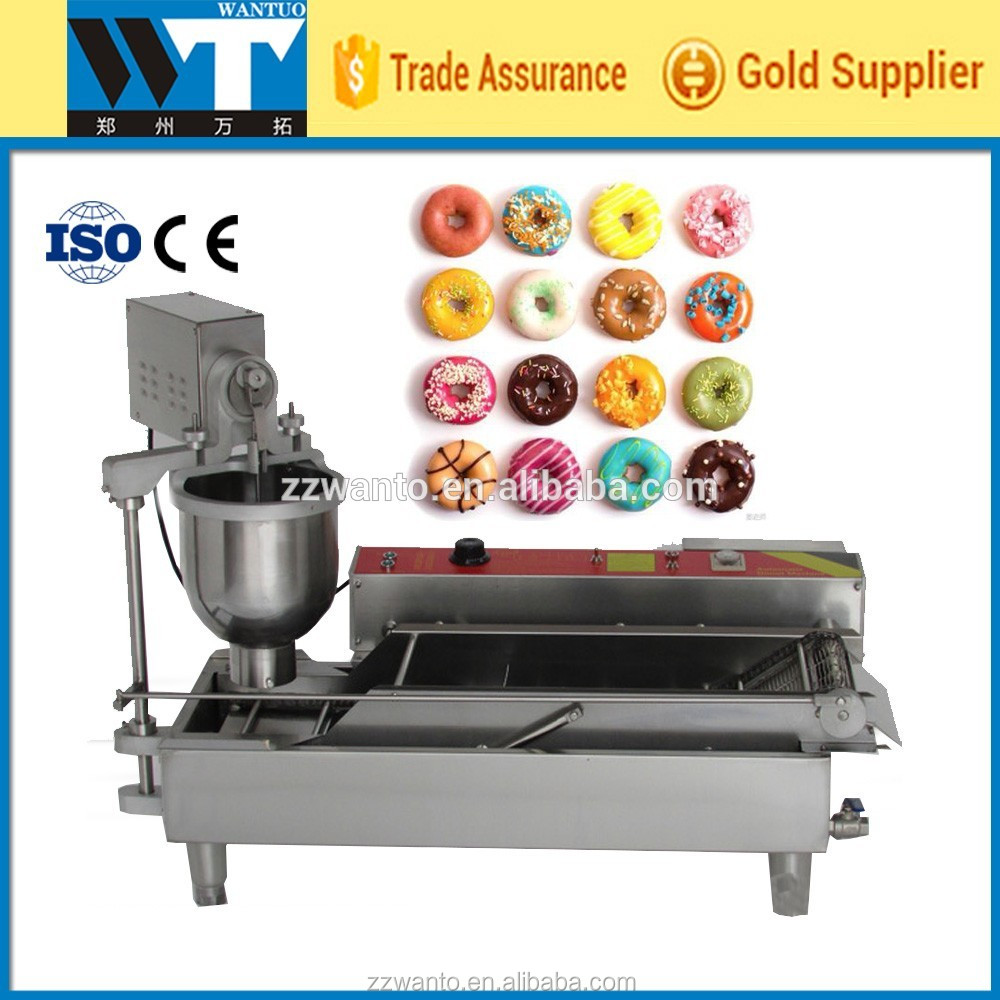 Automatic commercial mini donut machine donut making machine