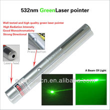 Hot sale manufacturer Powerful 532nm Green star Laser pointer