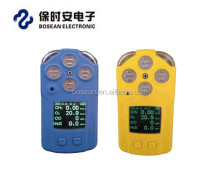 Handheld Multi Gas Detector H2S, CO, CH4, O2- Model BH-4