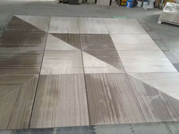 white wood grain marble tiles and slabs, white serpeggiante marble