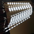 Optical 160 tv lens diffused light smd 2835 LED rigid strip module for light box/light bar