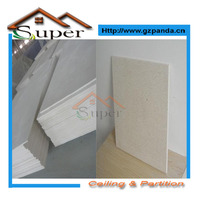 Chinese New type Of Enviroment Friendly Building Materials MGO Board